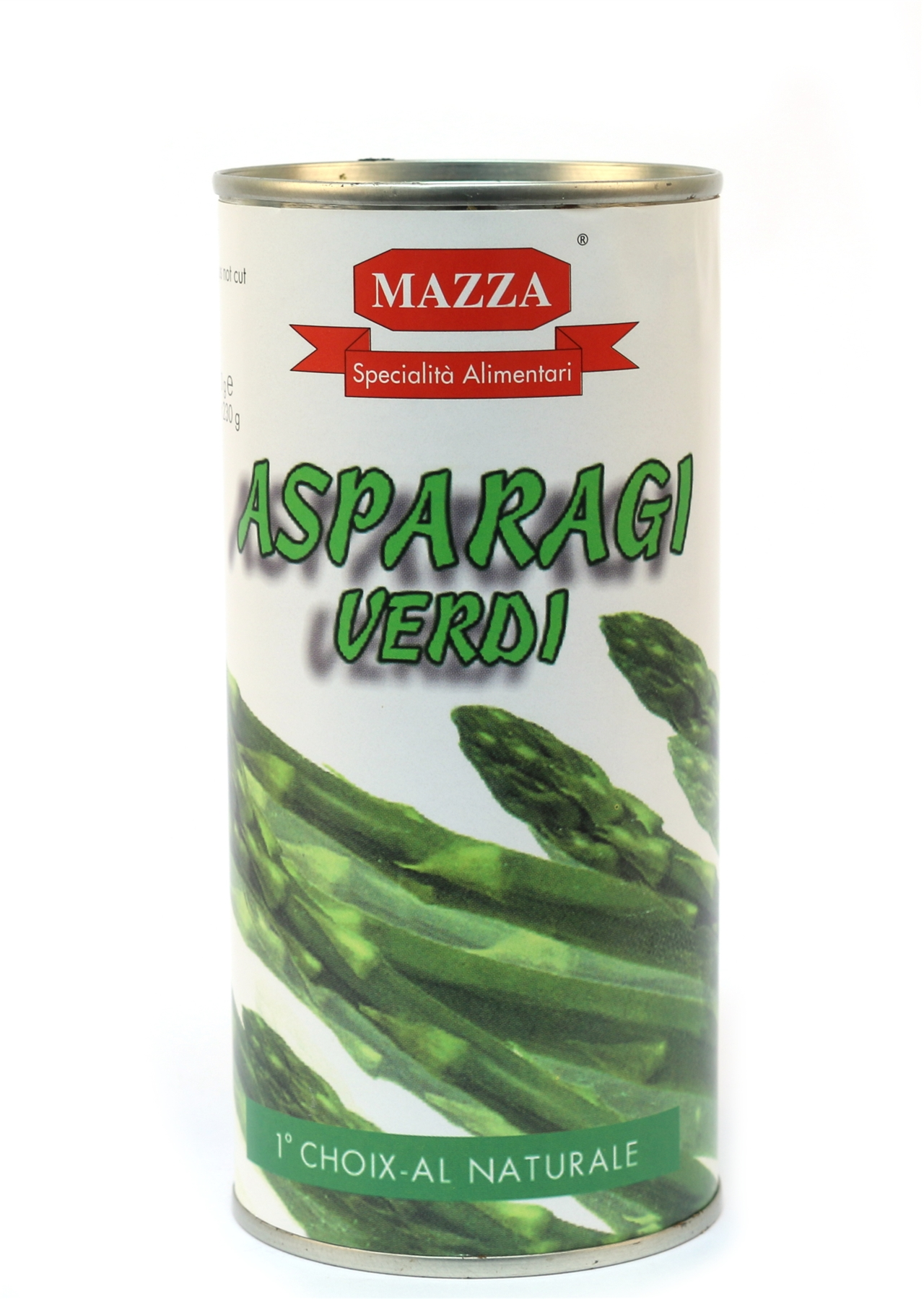 Mazza Green Asparagus In Water 430g