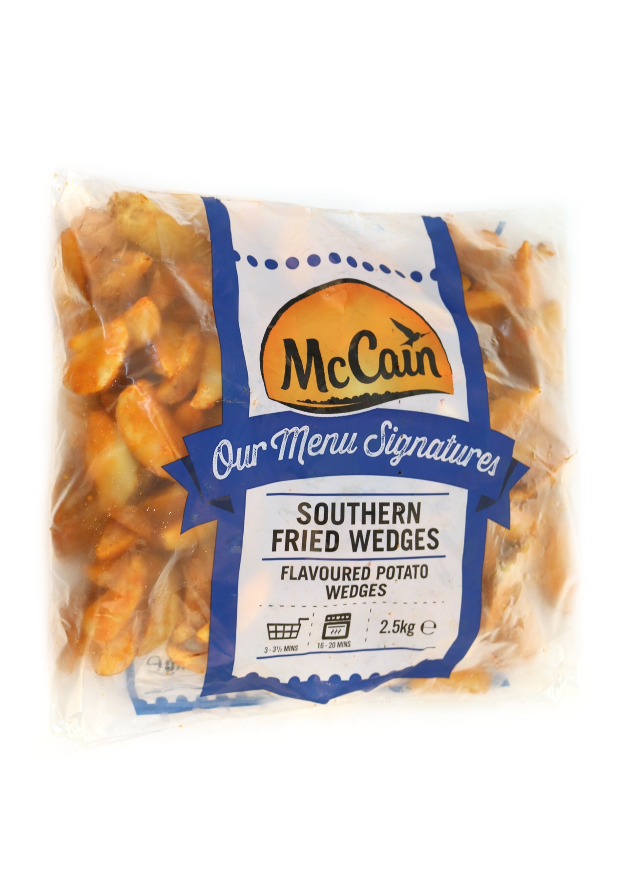 McCain Southern Fried Wedges 4x2.5kg
