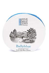 Bally Blue Brie Fivemiletown 1.7kg price per kg