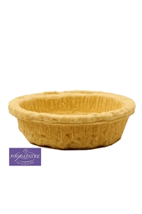 "2"" Short Plain Pastry Shallow, 20 x 6"
