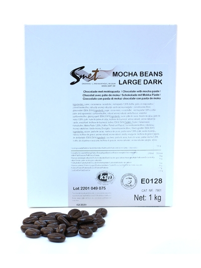 Chocolate Coffee Beans 1kg