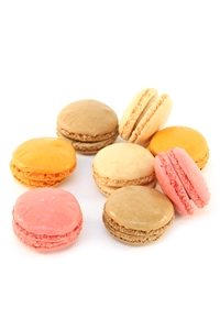 Mini Macarons - frozen 72 per case
