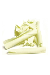 White Chocolate Shavings - 2.5kg
