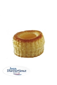 7.3cm Vol au Vents Medium, 90 per case