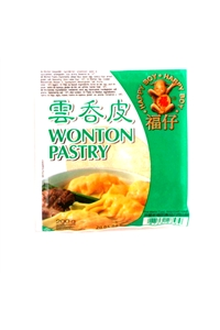 Won Ton Wrappers, Happy Boy, 200g