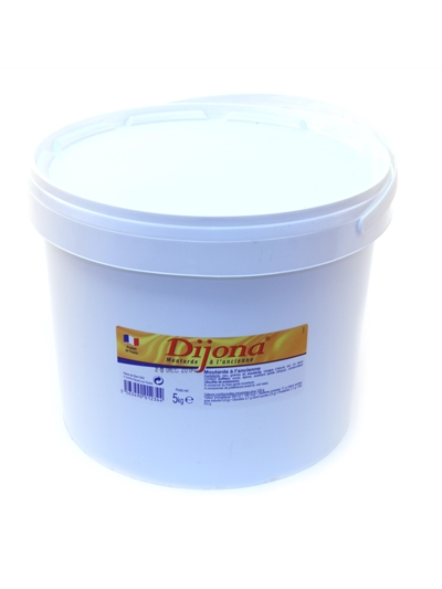 Whole Grain Mustard Dijona 5kg