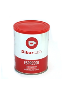 Dibarcafé Espresso Ground Roasted x 250g