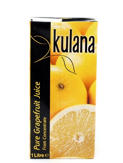 Kulana Pure Grapefruit Juice 1lt