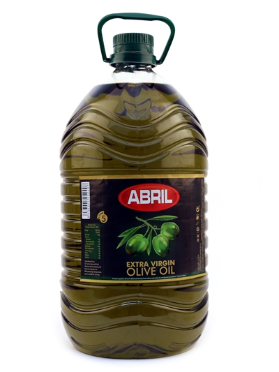 Extra Virgin Olive Oil Abril 5lt Spanish