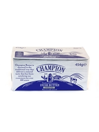 Champion Unsalted Butter 20 x 454g