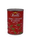 Tomato Double Concentrate, Rolli, 12 x 400g