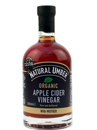 Natural Umber Organic Apple Cider Vinegar 500ml
