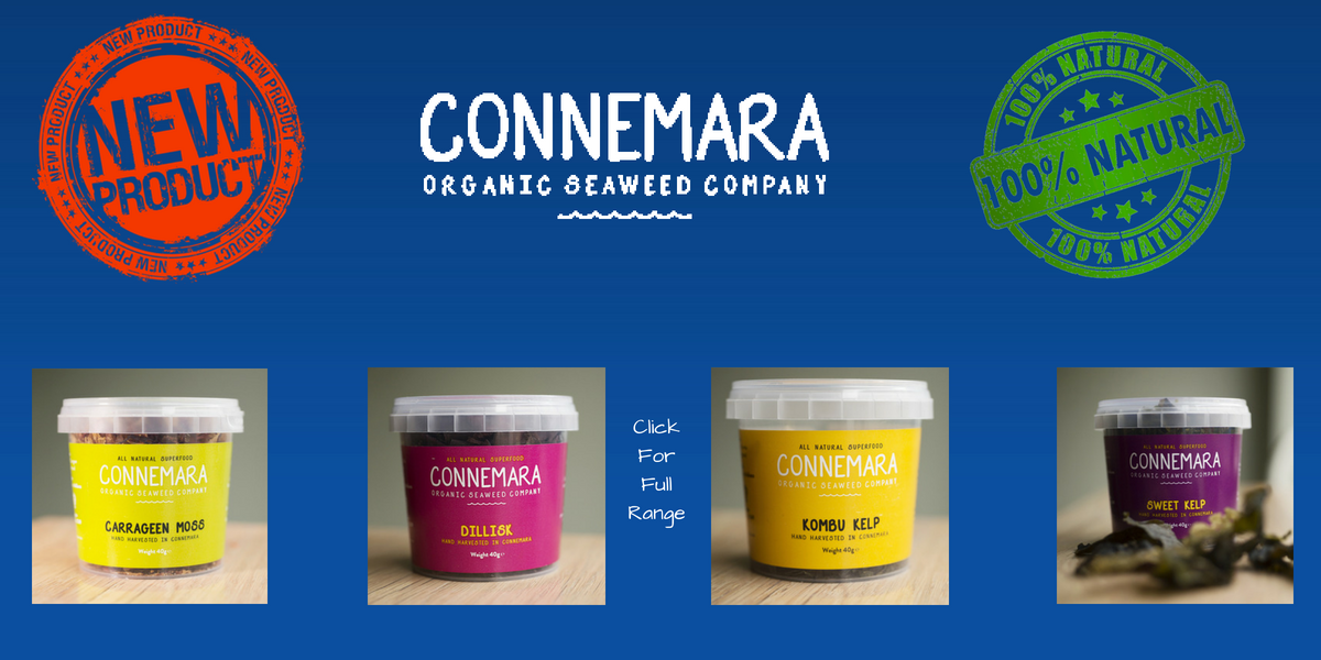 Connemara Seaweed