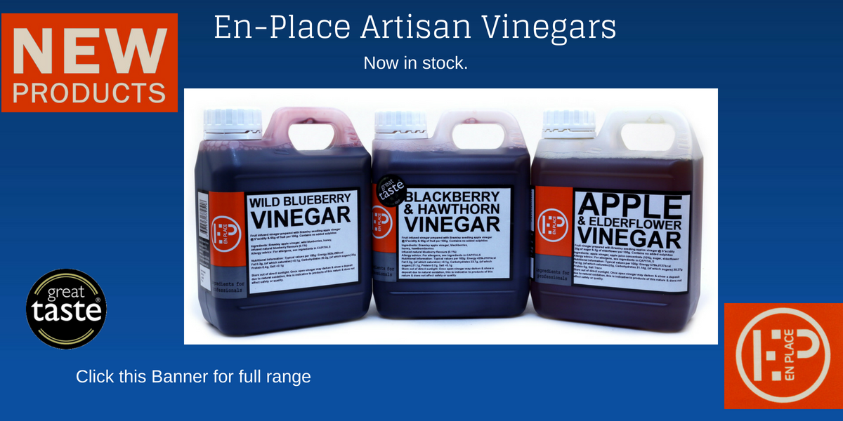 En_Place Artisan Vinegars.