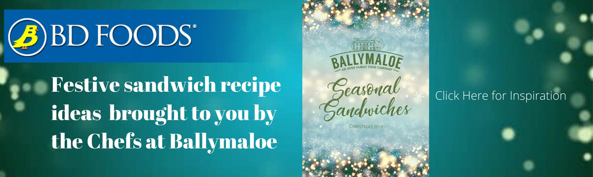 Ballymaloe Christmas sandwich