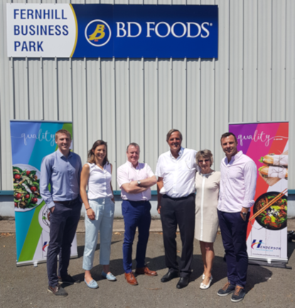 BD Foods a leading supplier of Luxury Fine Foods in Ireland
