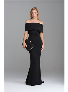Kyoto Ball Dress Black