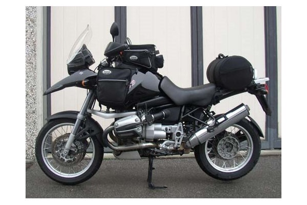 bmw r1150gs enduro max tank set gpr motorcycle exhausts. Black Bedroom Furniture Sets. Home Design Ideas