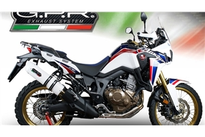 CRF 1000 L AFRICA TWIN 2015 Albus Exhaust