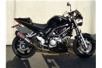 (2006-2008) SV 650 Exhaust - GPE Stainless