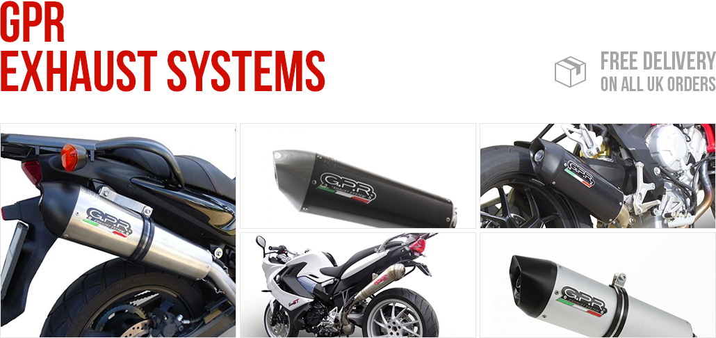 Welcome to GPR Exhaust Systems, we offer free delivery for UK orders