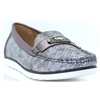Sintra - LUNAR PEWTER LOAFERS
