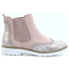 25496-32 - MARCO TOZZI ROSE COMB CHELSEA BOOTS