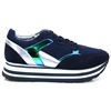 23739-24 - Tamaris Navy Comb. Trainers