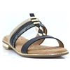 Bellini - LUNAR BLACK SANDALS
