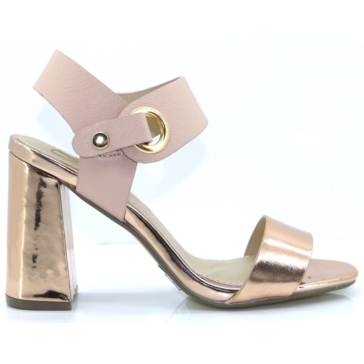 2a4c0ba1a9 Enter Email Address. Marla - MILLIE & CO NUDE AND ROSE GOLD HEELS
