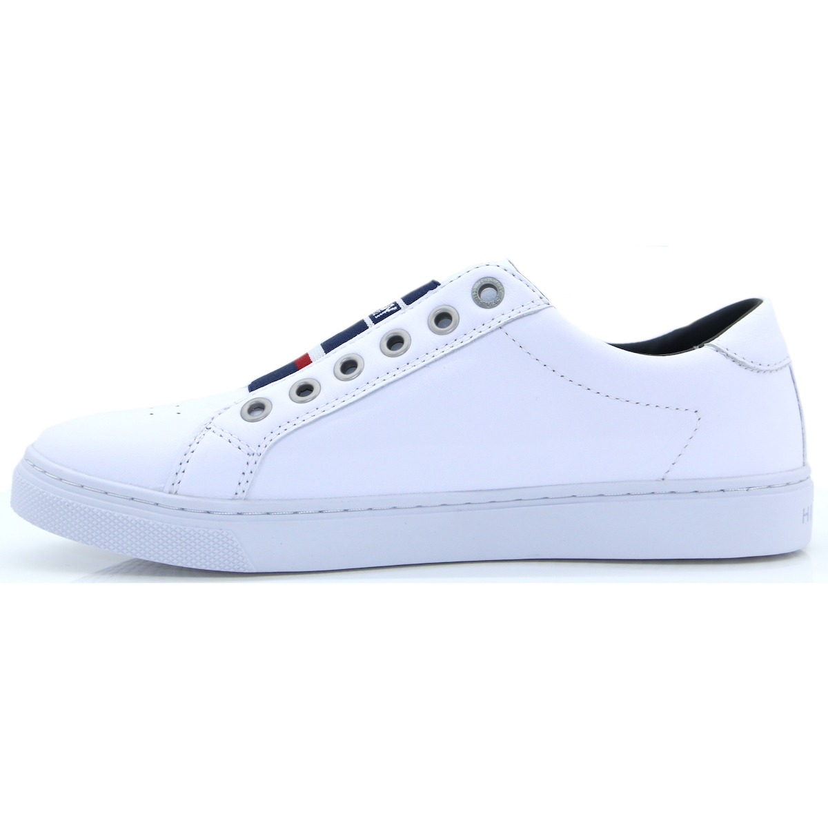 15a25424c Elastic City Sneaker - Tommy Hilfiger WHITE SLIP ON TRAINERS - Panache Shoe  Company