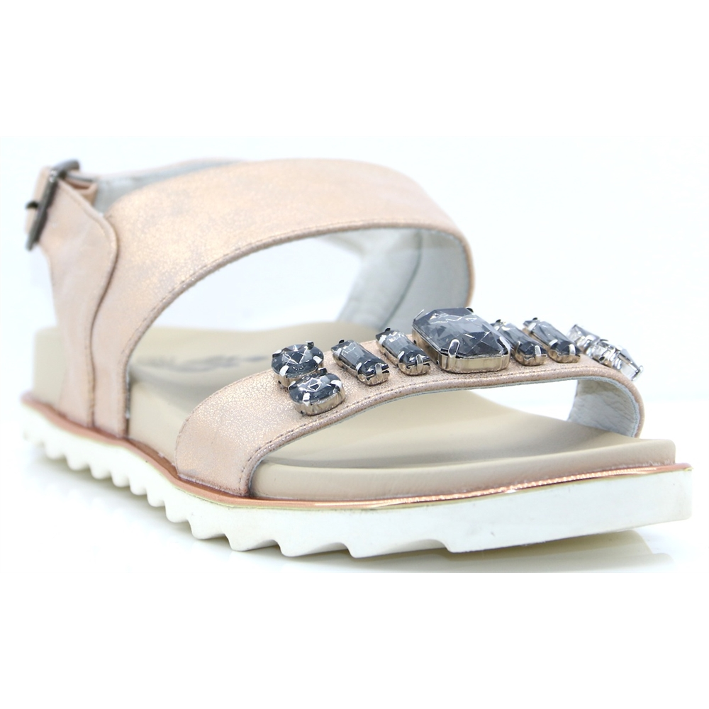 64304 - REFRESH NUDE SANDALS