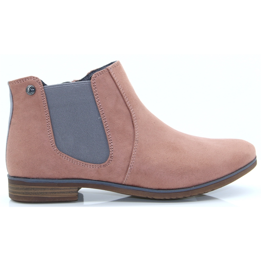 25302-22 - S.OLIVER ROSE ANKLE BOOTS