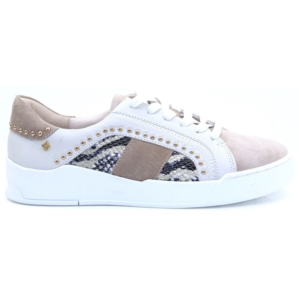 Ask any girl - Bourbon Beige Multi Trainers