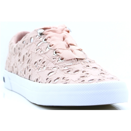 Heritage Metallic Star Sneaker - TOMMY HILFIGER DUSTY ROSE TRAINERS