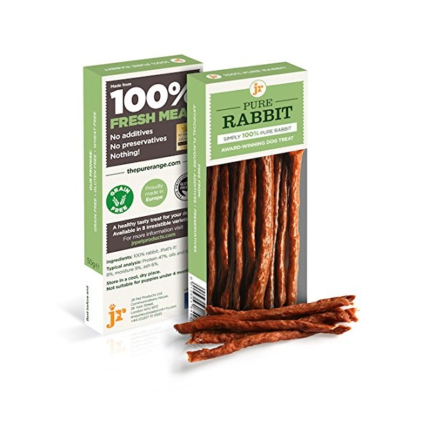 JR Pure Rabbit Sticks 50g