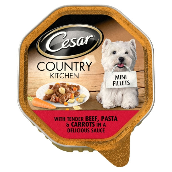 Cesar Country Kitchen Beef Selection 14pk