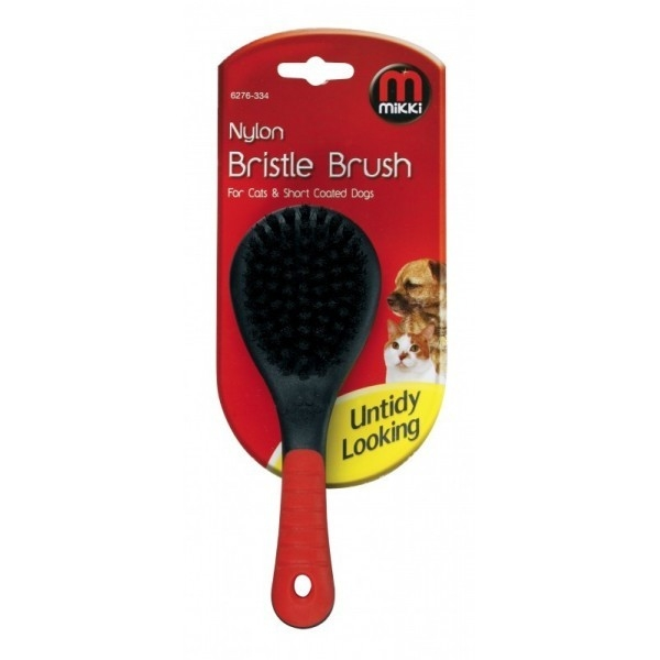 Mikki Nylon Bristle Brush