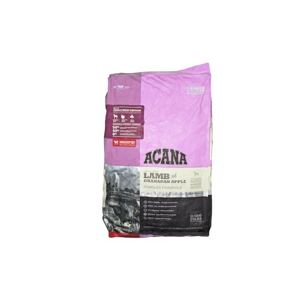 Acana Grass Fed Lamb Dog Food 11.4kg