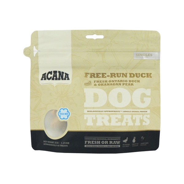 Acana Free Run Duck Freeze Dried Treats 35g