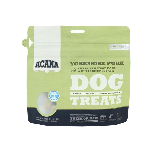 Acana Yorkshire Pork Freeze Dried Treats 35g