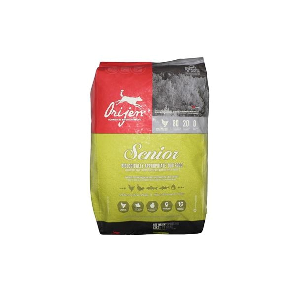 Orijen Senior Dog Food 11.4kg