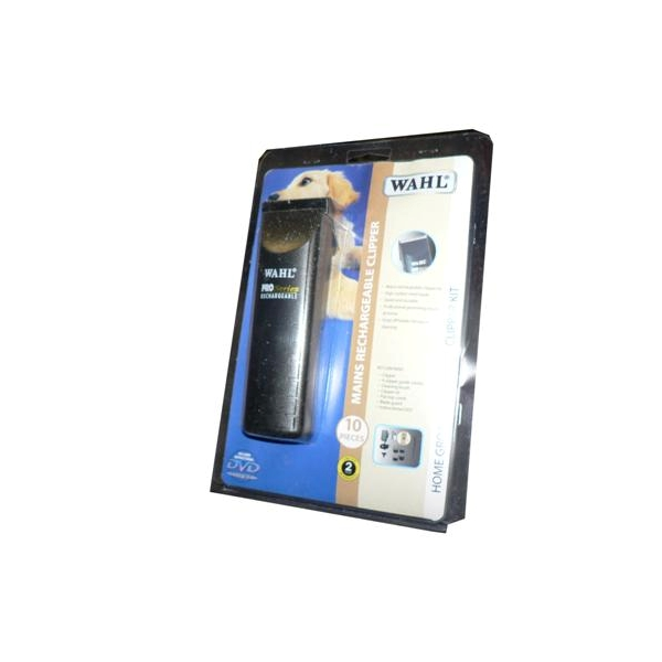 Wahl Pro-Series Rechargeable Clipper Kit