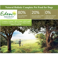 Eden Medium Kibble Country Cuisine 6KG