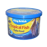 King British Tropical Fish Flakes 55g