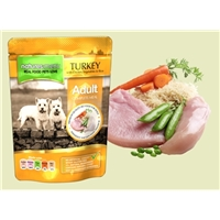 Natures Menu Turkey with Chicken 300G Pouch