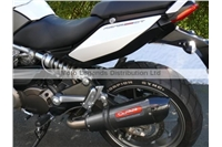 Mana 850 Exhaust - GPE carbonox