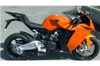 RC8 Exhaust - Full system