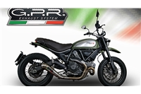 Ducati Scrambler From 2015 Powercone Slip-On Exhaust