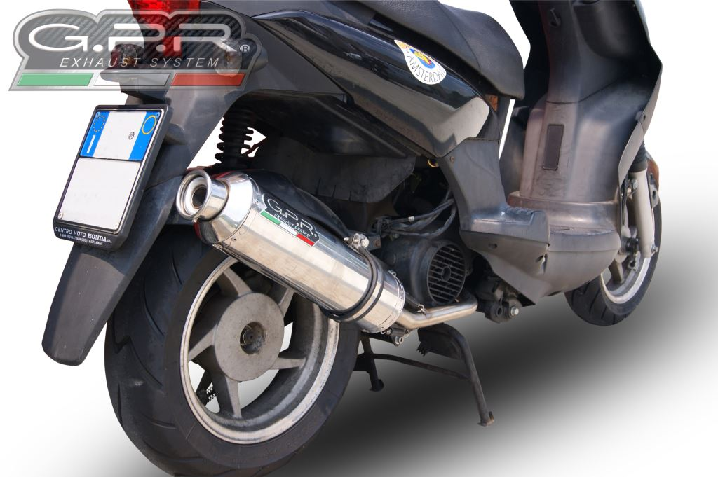 GPR Range - GPR Motorcycle Exhausts